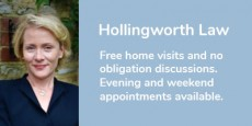 Hollingworth Law logo